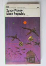 Reynolds Mack Space Pioneer