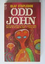 Stapledon Olaf Odd John