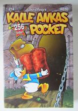 Kalle Ankas pocket 214