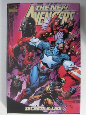 New Avengers Vol 3 Secrets & Lies Hardcover