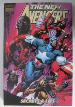 New Avengers Vol 3 Secrets & Lies Hardcover