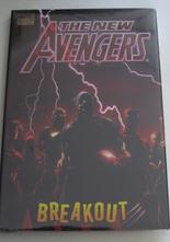 New Avengers Vol 1 Breakout Hardcover
