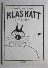 Klas Katt i Hell City