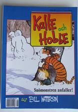 Kalle och Hobbe Snömonstren anfaller