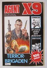 Agent X9 1987 02
