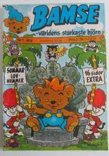 Bamse 1974 07 Vg