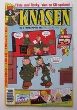 Knasen 1992 03 med löpsedel