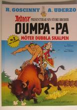 Oumpa-Pa möter dubbla skalpen Ny upplaga