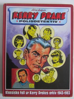 Kerry Drake Polisdetektiv Inbunden