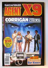 Agent X9 1992 10