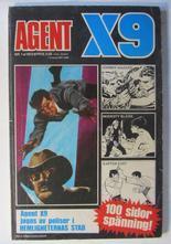 Agent X9 1972 01 Vg-