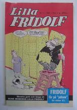 Lilla Fridolf 1960 09 Vg+