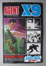 Agent X9 1972 07 VF