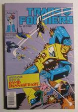 Transformers 1988 10 Vg