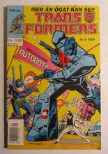 Transformers 1988 09 Vg