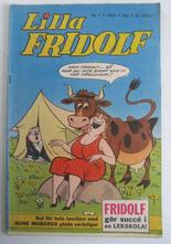 Lilla Fridolf 1961 07 Vg