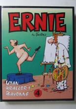 Ernie 4 1996 Utan brallor i Bayonne - inbundet album