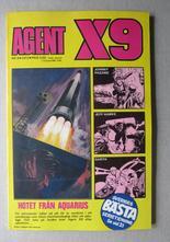 Agent X9 1973 09 VF