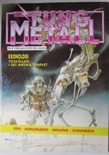 Tung Metall 1989 06