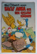 Walt Disney's Serier 1954 09 Vg+