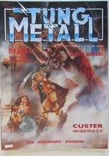 Tung Metall 1989 07