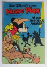 Walt Disney's Serier 1954 10 Vg+