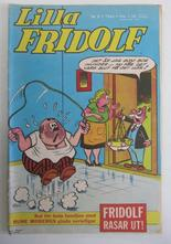 Lilla Fridolf 1964 08 Vg