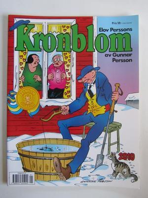 Kronblom Julalbum 2010