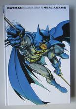 Batman klassiska serier av Neal Adams