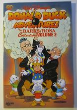 Uncle Scrooge Adventures The Barks/Rosa Collection Volume 2