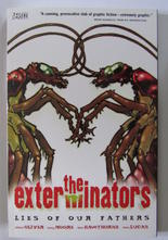Exterminators 03 Lies of Our Fathers