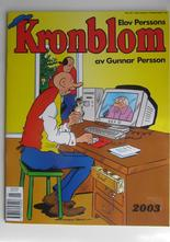 Kronblom Julalbum 2003