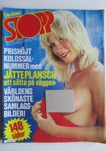 Veckans Stopp 1981 31 med poster
