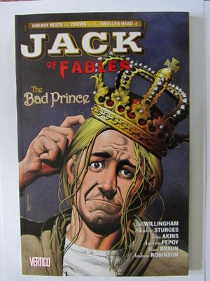 Jack of Fables 03 The Bad Prince