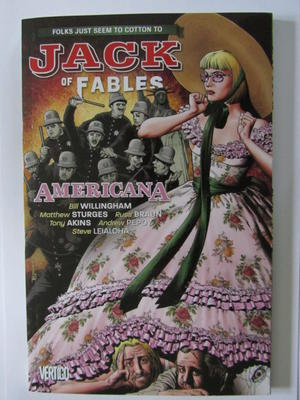 Jack of Fables 04 Americana