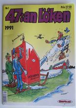 47:an Löken julalbum 1991