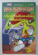 Kalle Ankas pocket 293 Trollerikonstens mästare