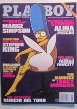 Playboy 2009 11 November Simpsons