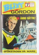 Blixt Gordon 1969 07 Vg