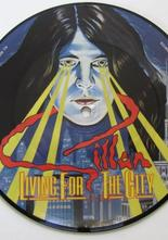 "Gillan Living For the City / Breaking Chains 7"" picture disc"