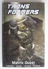 Transformers Matrix Quest HC