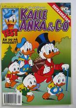 Kalle Anka & Co 1995 41 Don Rosa