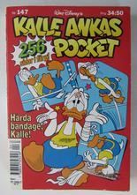 Kalle Ankas pocket 147 Hårda bandage, Kalle