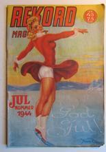 Rekordmagasinet 1944 45 Julnummer