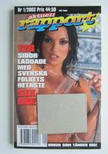 Aktuell Rapport pocket 2003 01