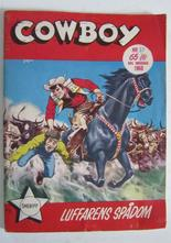 Cowboy 1960 37 Vg+
