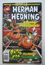 Herman Hedning 2001 06