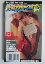 Aktuell Rapport pocket 2003 04