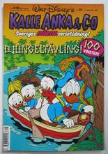Kalle Anka & Co 1990 38 Don Rosa