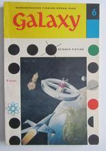 Galaxy 06 1959 Novellsamling science fiction